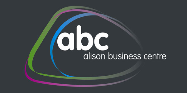 Alison Business Center logo.